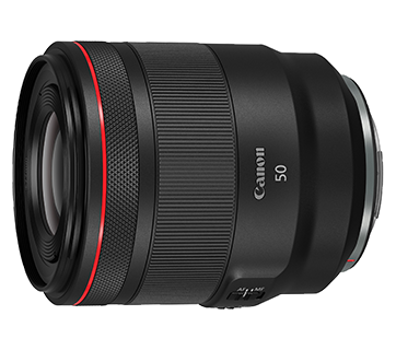 Canon RF50mm f/1.2L USM