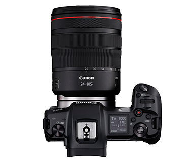Canon EOS R Kit Top