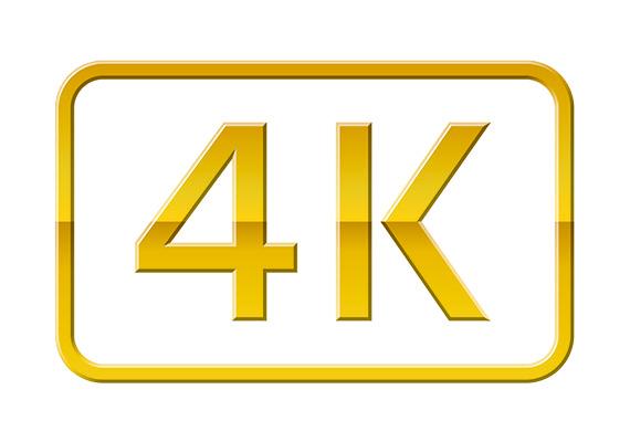 4K Resolution