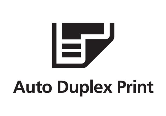 Auto Duplex Print