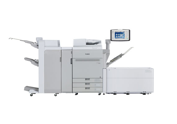 Canon Launches New Colour Digital Press and Production Printer Canon imagePRESS C910/C810/C710