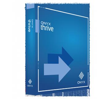 ONYX Workflow Software