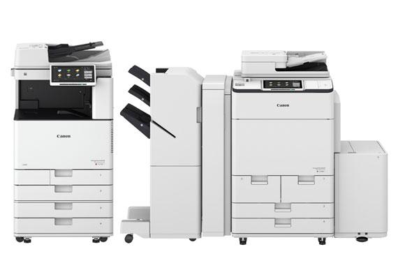 แคนนอน เปิดตัวเครื่องถ่ายเอกสารมัลติฟังก์ชั่น imageRUNNER ADVANCE DX series เลือกได้หลากหลายรุ่นตามความต้องการใช้งาน  ช่วยรองรับการปรับตัวสู่ยุคดิจิทัล