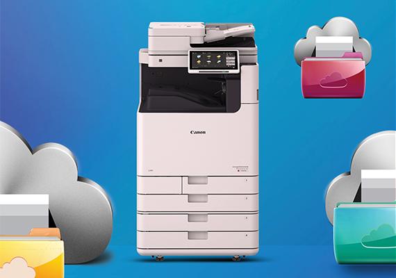 Canon unveils imageRUNNER ADVANCE DX C5800i Series,  efficient multi-function printer for Digital Transformation.