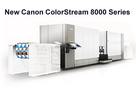 แคนนอน เปิดตัว ColorStream 8000 นวัตกรรมเครื่องพิมพ์ดิจิทัลใหม่ล่าสุด เพื่ออุตสาหกรรมการพิมพ์ พร้อมฟังก์ชันสุดล้ำตอบโจทย์ความต้องการโลกยุคใหม่